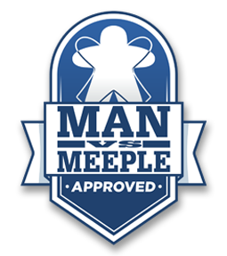 Man Vs. Meeple Approved